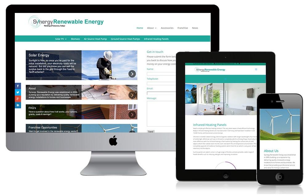 Project Synergy Renewable Energy