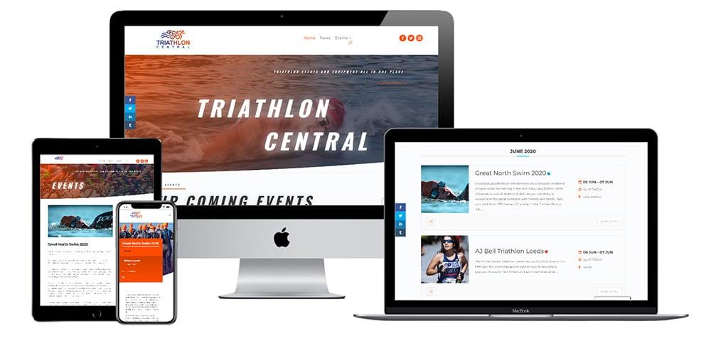 Triathlon Central Multi Device